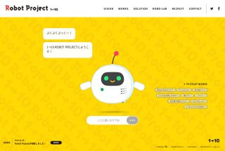 Robot Project by 1→10