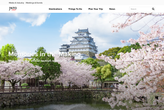Travel Japan – Japan National Tourism Organization (JNTO)