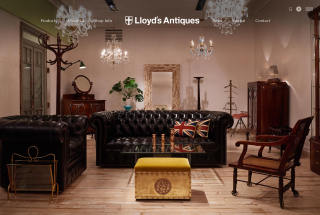 Lloyd's Antiques ロイズ・アンティークス | イギリスや北欧などヨーロッパのアンティーク・ヴィンテージ家具 Antique, Vintage and Contemporary Furniture