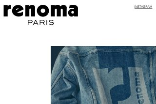 renomaPARIS | Official Site
