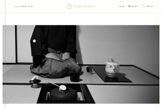 KAMISENRO | Japan specialty shop | cultural items-arts-livingware